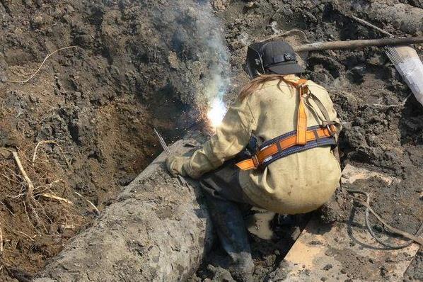 Из-за трагедии без воды остались граждане Комсомольского микрорайона