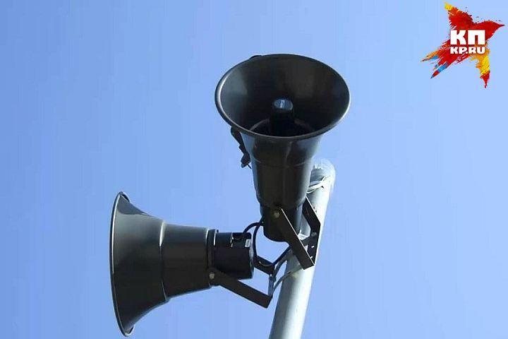 23марта вУльяновской области проверят систему оповещения населения
