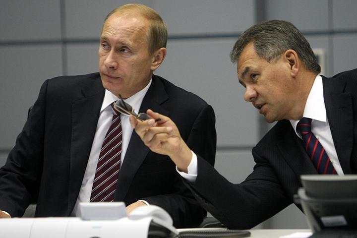 Путин иШойгу пройдут испытание стужей: планируется экспедиция вАрктику