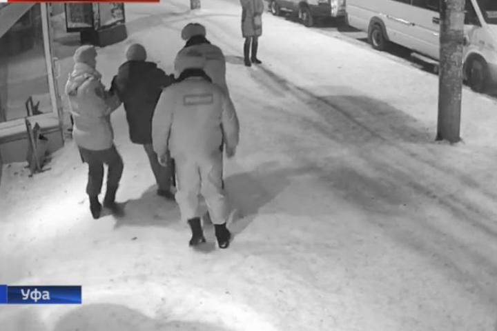 Уфимец обосновал всуде, что его нелегально задержали полицейские