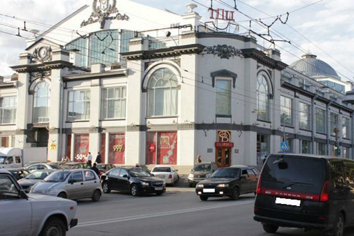 ВСаратове арестовали имущество торгового дома «Центральный»