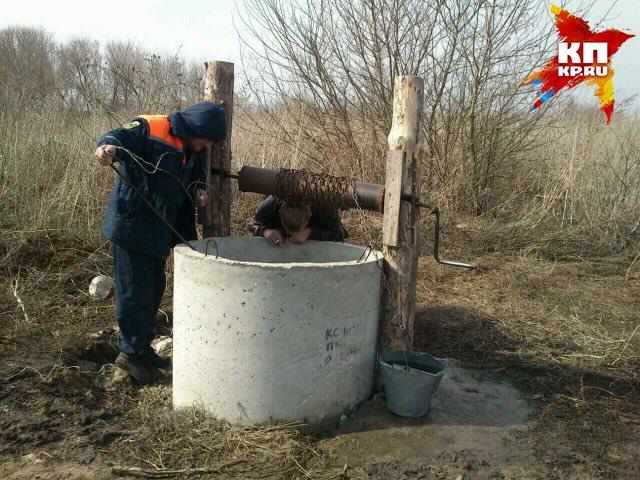 Пропавший под Саратовом мужчина найден мёртвым вколодце для воды