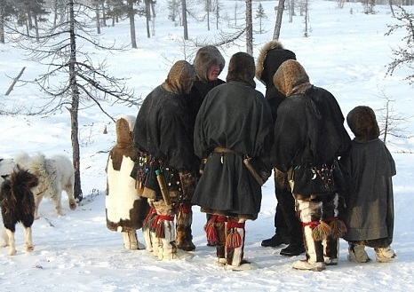 Сотрудники Ямала внесли ряд предложений наВсероссийском съезде оленеводов