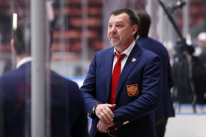 Знарок нестал рассказывать, почему непожал руку тренеруХК «Динамо» Скопинцеву