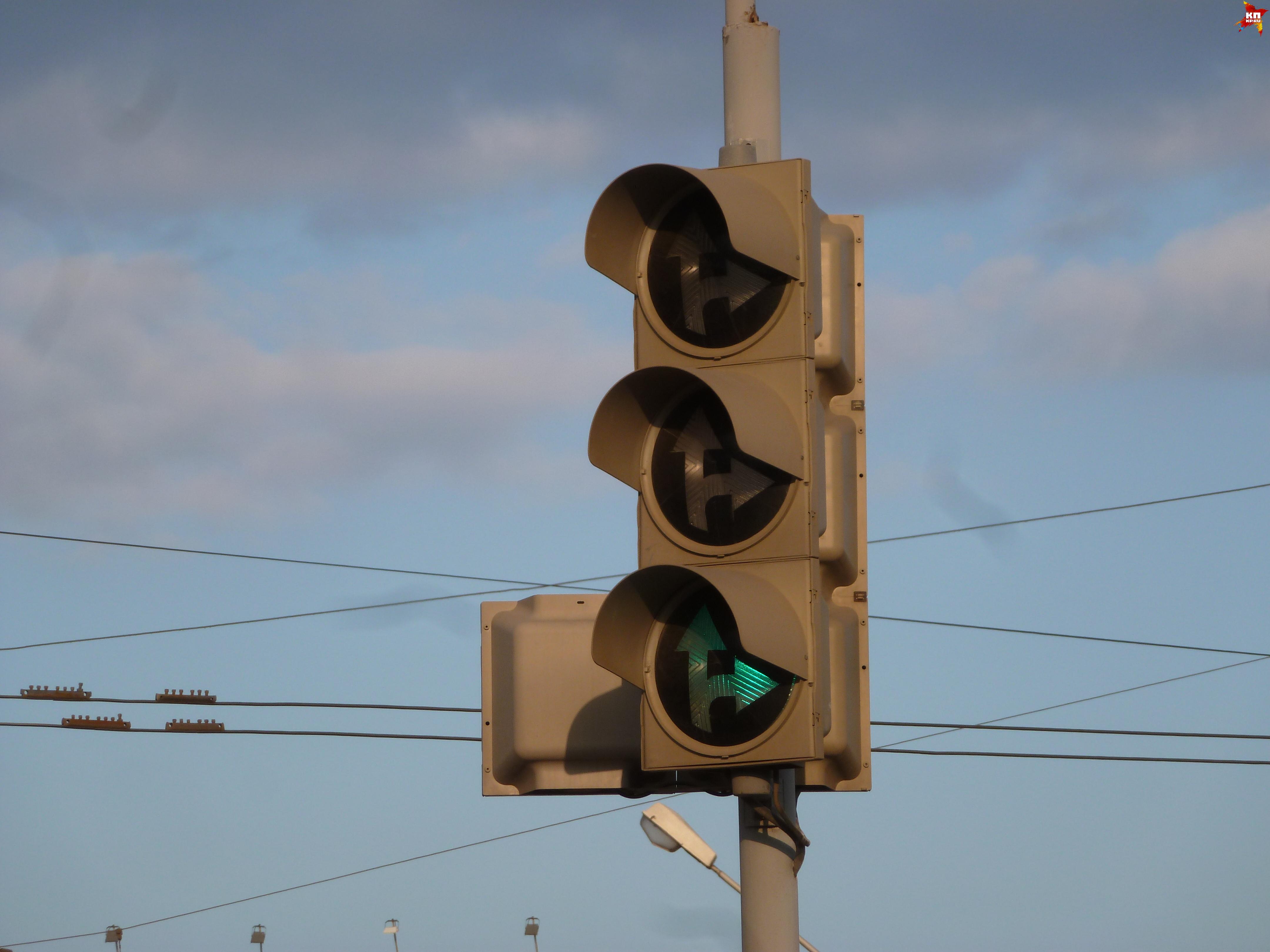 На5-й Северной светофор будет работать по-разному утром ивечером