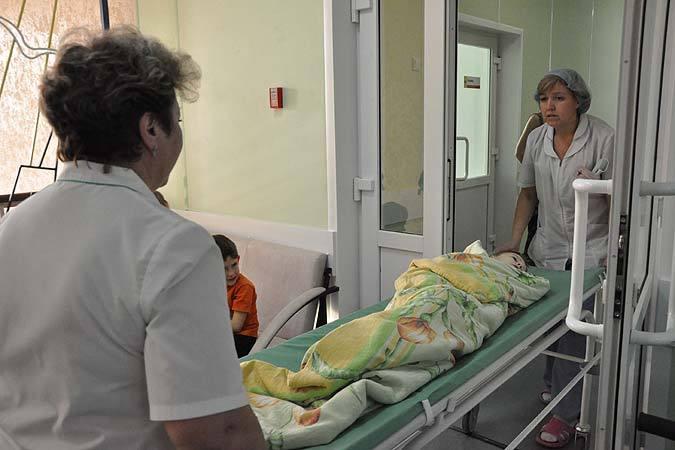 ВВолгограде школьник получил травму при падении со 2-го этажа