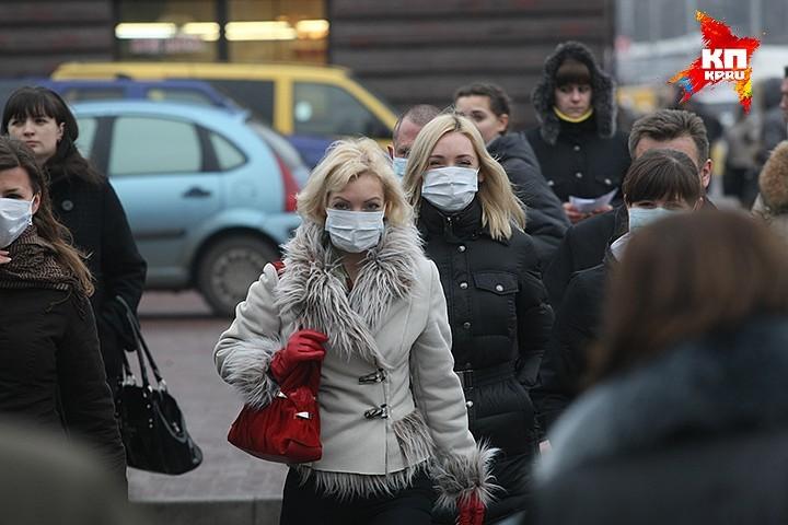 Заболеваемость ОРВИ вСаратовской области продолжает расти