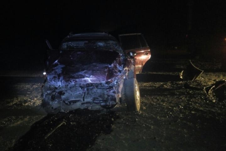 Три человека, втом числе ребенок, пострадали вДТП под Иркутском