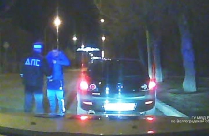 Милиция задержала 2-х волжан, которые ограбили дальнобойщика наволгоградской трассе