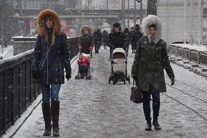 Холод имокрый снег сохранятся вВоронеже нарабочей неделе