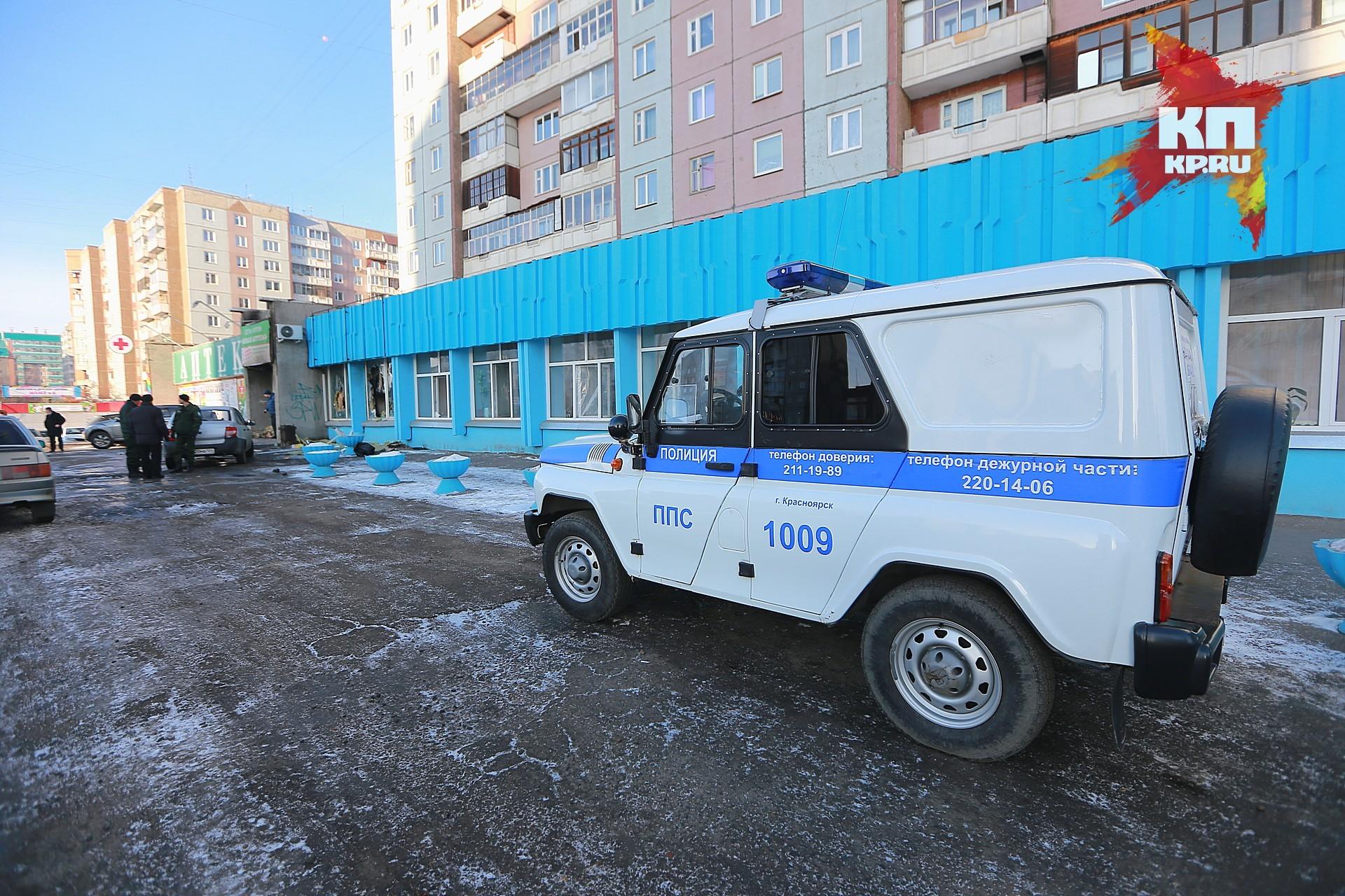 Милиция иРосгвардия задержали вымогателей земли вКрасноярске