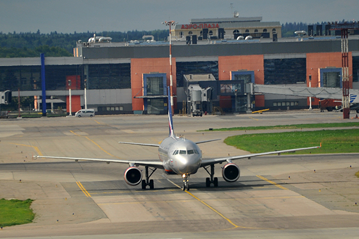Терминал Саэропорта «Шереметьево» закроют нареконструкцию с1апреля