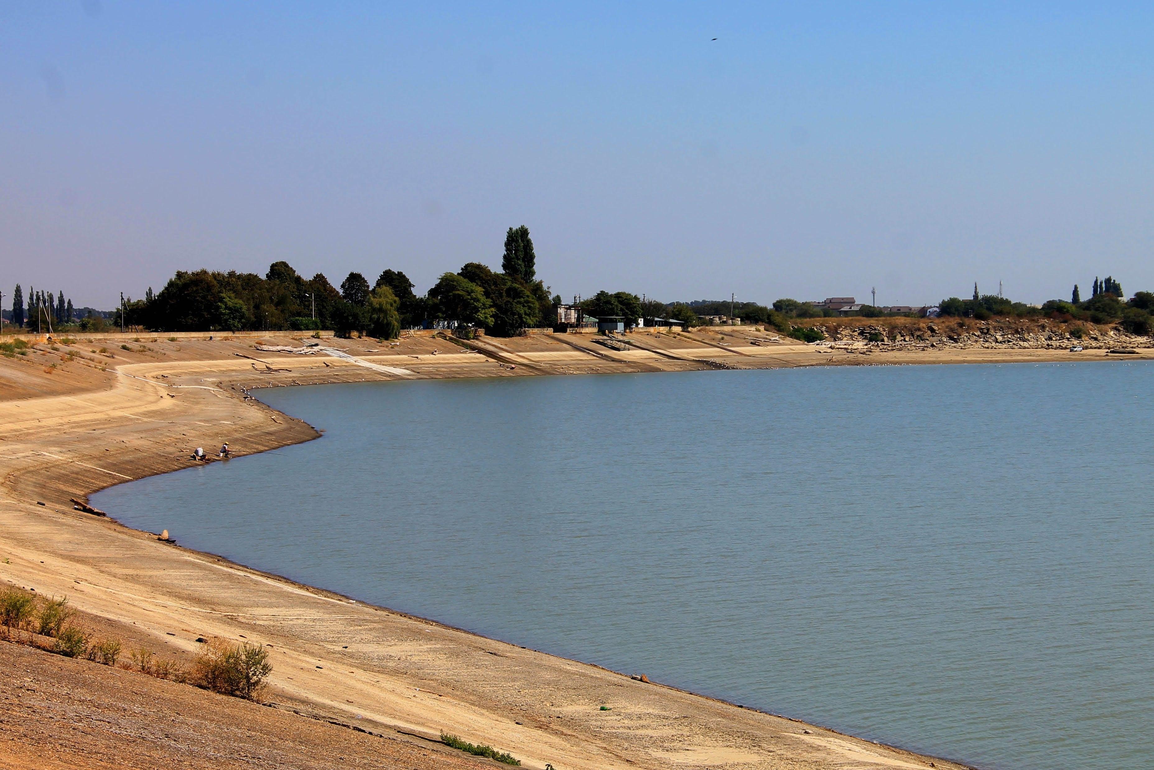 Краснодарское водохранилище застраховали на6,5 млрд руб.