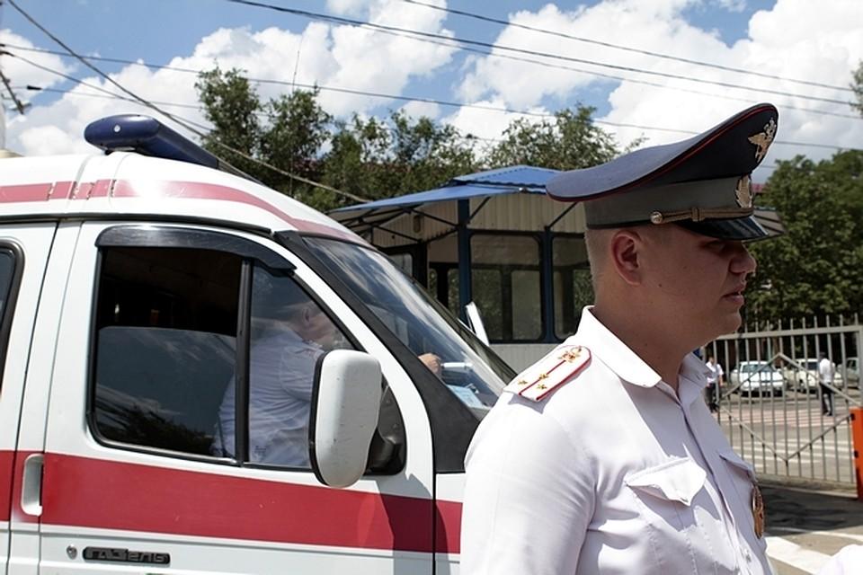 ВНовороссийске мужчина избил медсестру скорой помощи