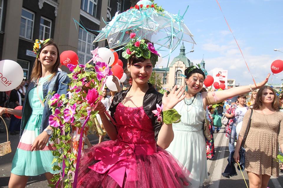 Иркутский МУП «Праздник» начал прием заявок накостюмированное шествие вДень города