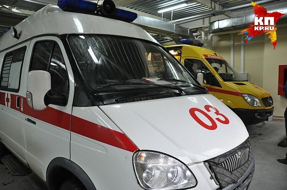 Жительница Комсомольска-на-Амуре сломала нос мед. персоналу скорой помощи