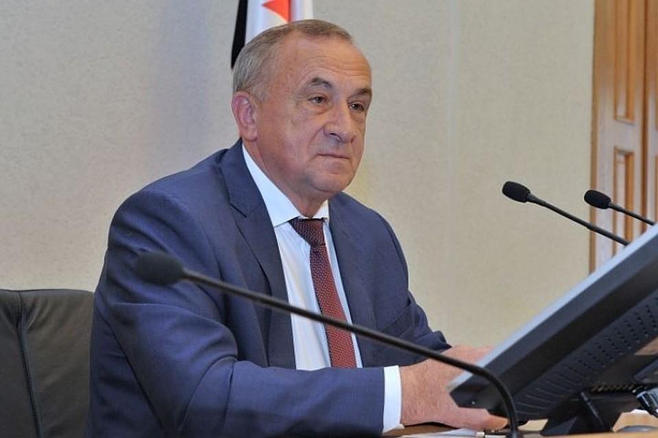 Руководителя Удмуртии задержали иэтапировали в столицу России