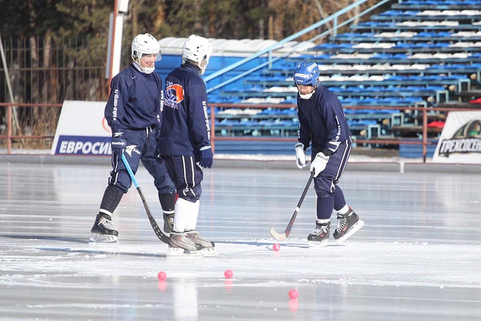 «Байкал-Энергия» расстается спятью хоккеистами