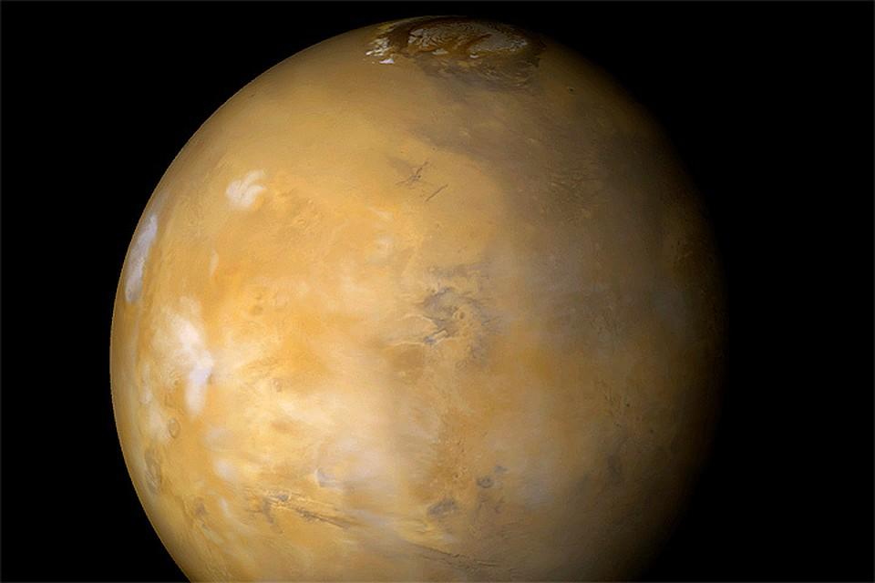 Всего у Красной планеты 9 небольших астероидов.