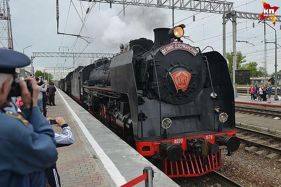 Поезд «Победа» прибудет встолицу Дагестана