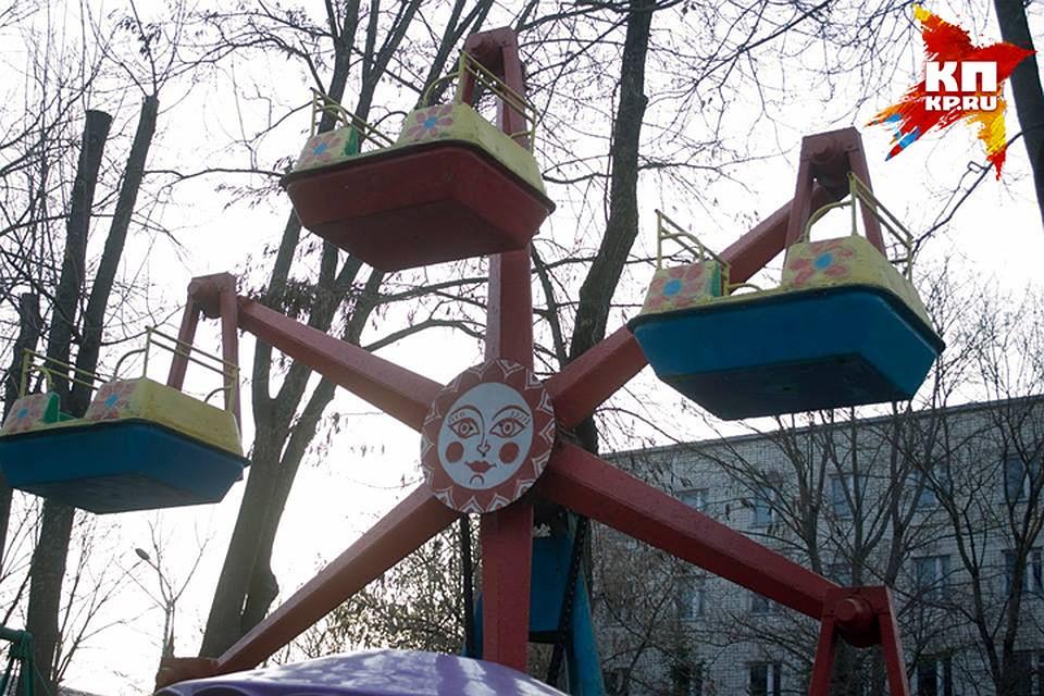 ВБрянске названы цены нааттракционы вгородских парках