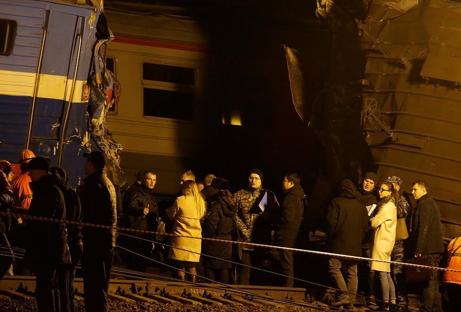 МЧС опубликовало список госпитализированных после трагедии в столицеРФ