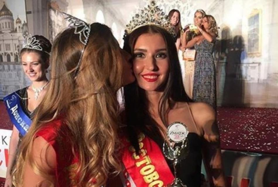 Ростовская модель стала владелицей титула Miss diаmond Russia