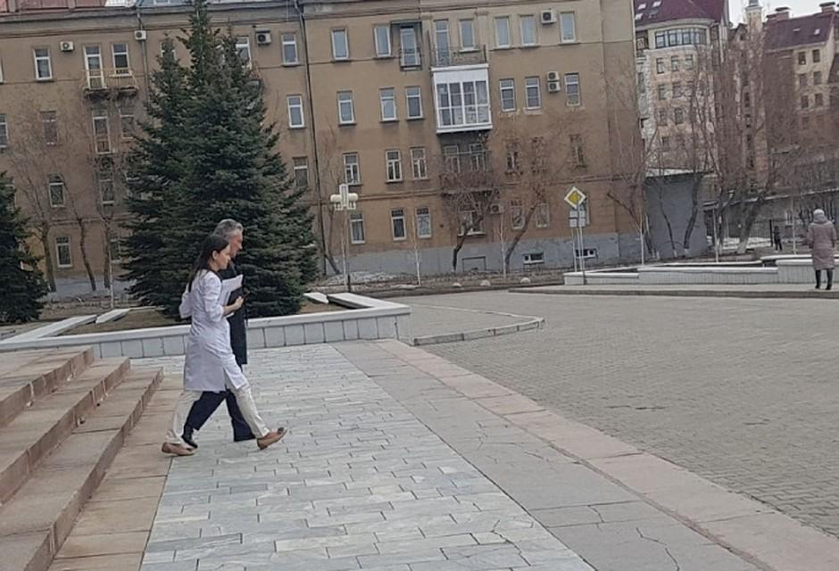 Гребенщиков может преждевременно выбыть изконкурса вмэры Омска
