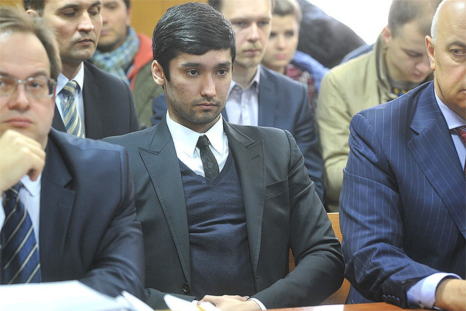 Суд отобрал Gelandewagen усына вице-президента «ЛУКойла» Шамсуарова