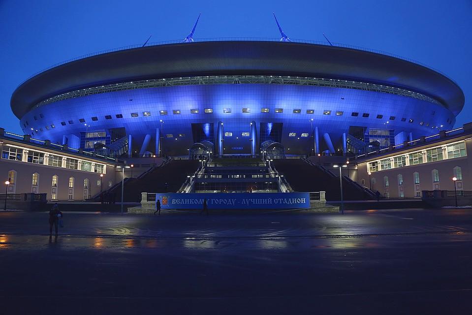 1-ый матч «Зенита» нановом стадионе смогут посетить 20500 человек