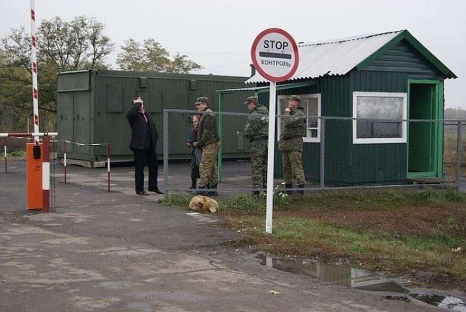 Таможенники открыли огонь поконтрабандисту награнице с Украинским государством — ФСБ
