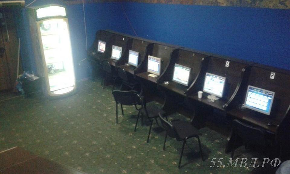 ВБрянске отыскали подпольное казино