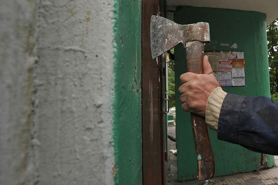 ВБуинском районе девятнадцатилетний  парень схвачен  поподозрению вубийстве прабабушки