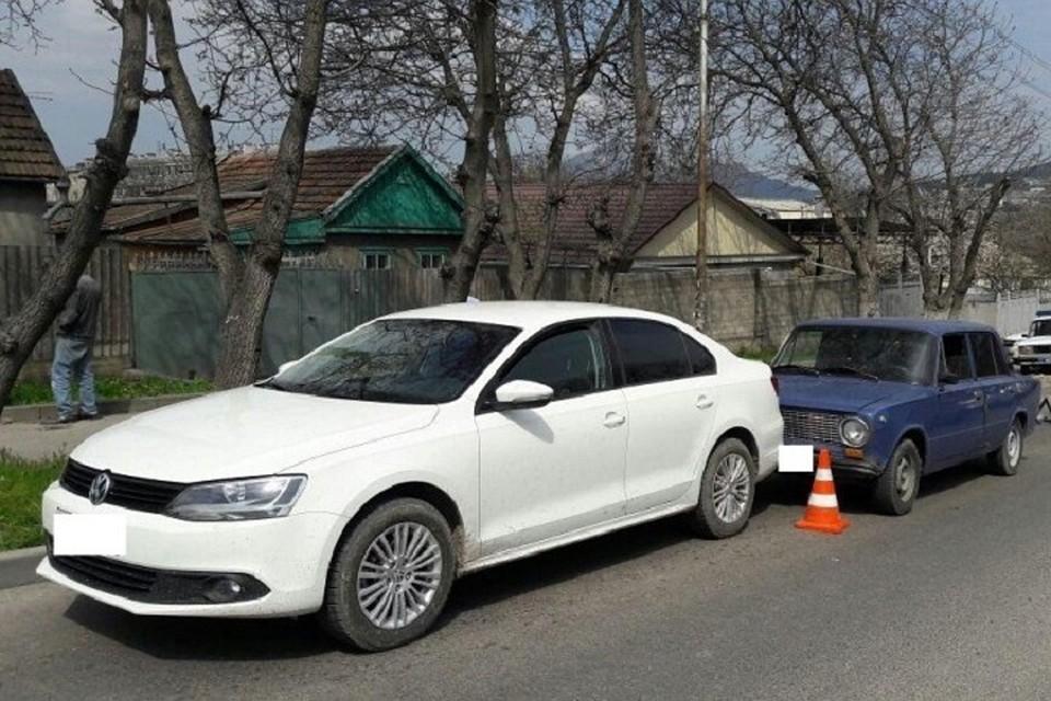 ВПятигорске шофёр скончался отинфаркта впробке