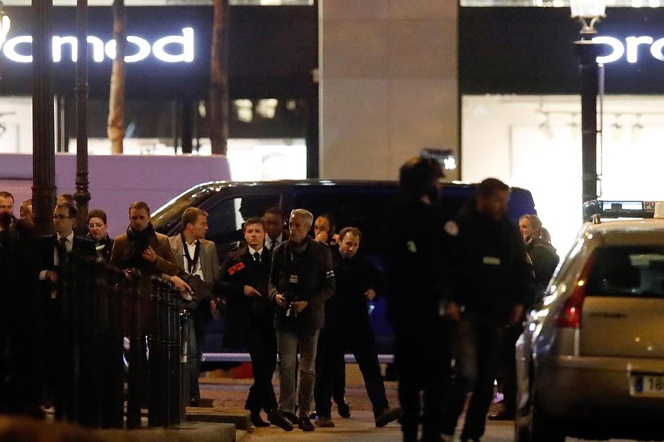 МВД Франции уточнило данные опогибших в итоге  стрельбы наЕлисейских Полях