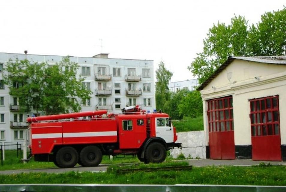 Курская область: пожар ввойсковой части локализован