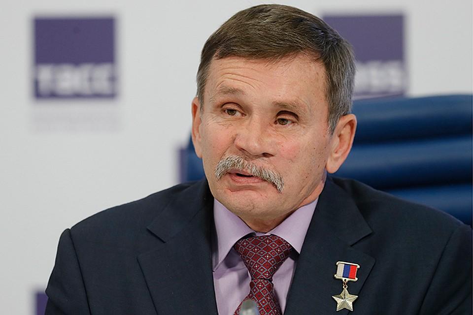 Бочаров сменил Бречалова вОбщественной палате