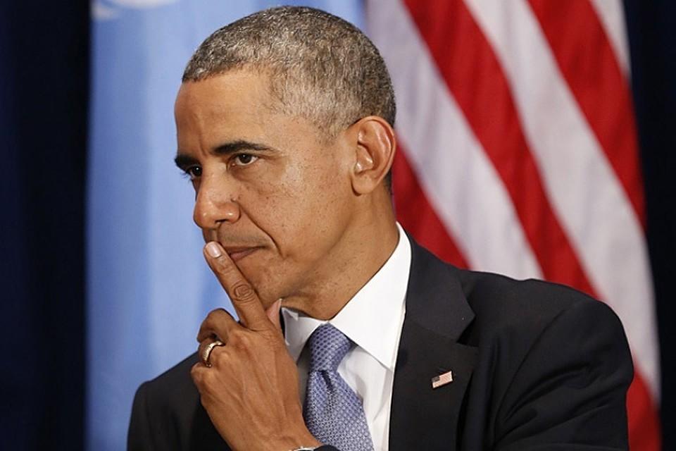 Обама принял решение отказаться отспоров сТрампом