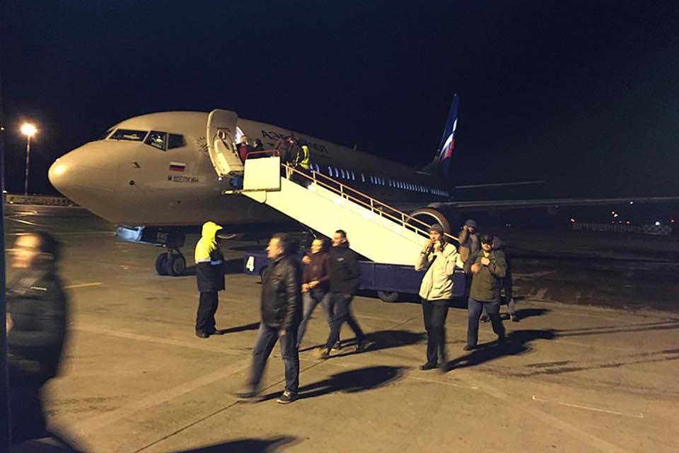 Иркутск: мед. персонал изПриангарья спасли пожилую женщину наборту самолёта Москва