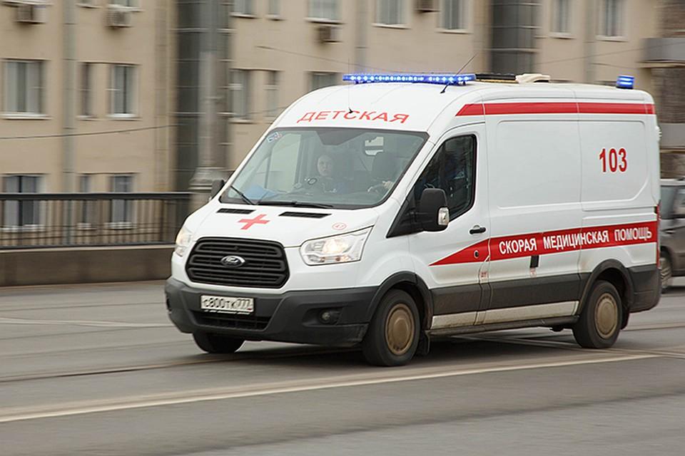 Медработники  скорой помощи взяты взаложники в столице