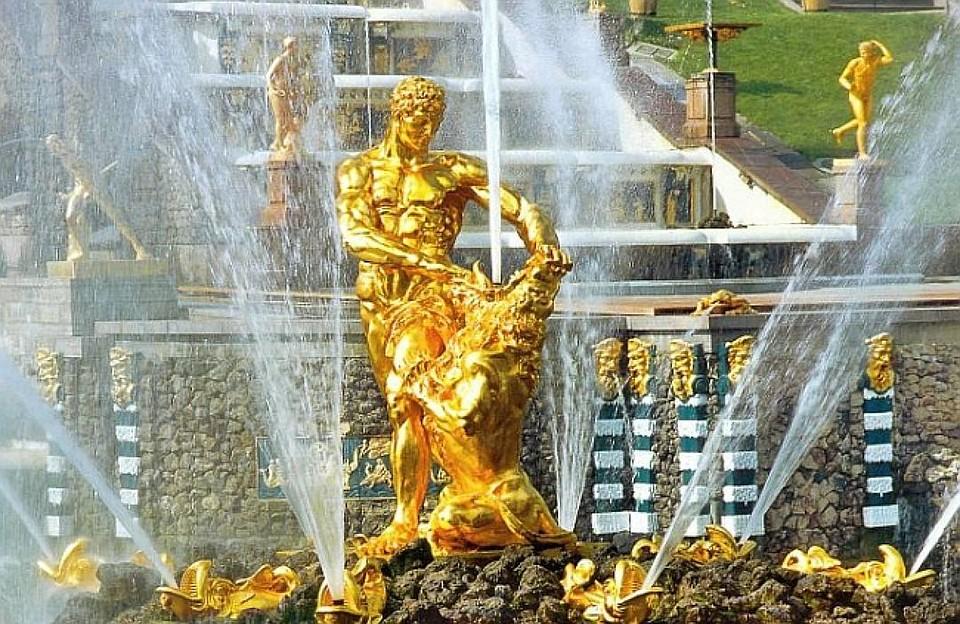 Государственный музей-заповедник «Петергоф» откроет летний сезон вэту субботу