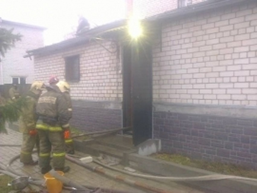 Пожар вчастной бане вЯрославле: есть погибший