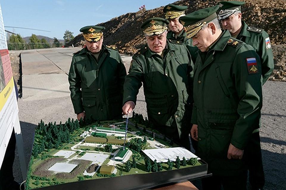 Шойгу оповестили оподготовке С-300 кбоевому дежурству вКрасноярском крае