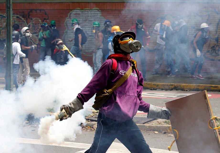ВВенесуэле оппозиция обвинила Мадуро ворганизации перелома