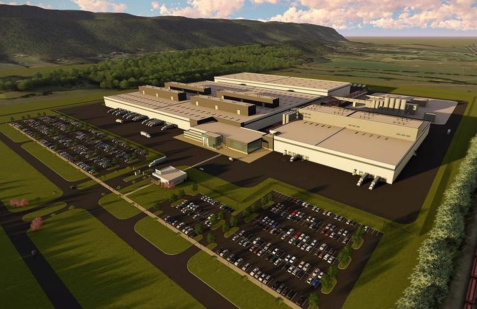 Финская компания Nokian Tyres планирует открыть вСША новый завод