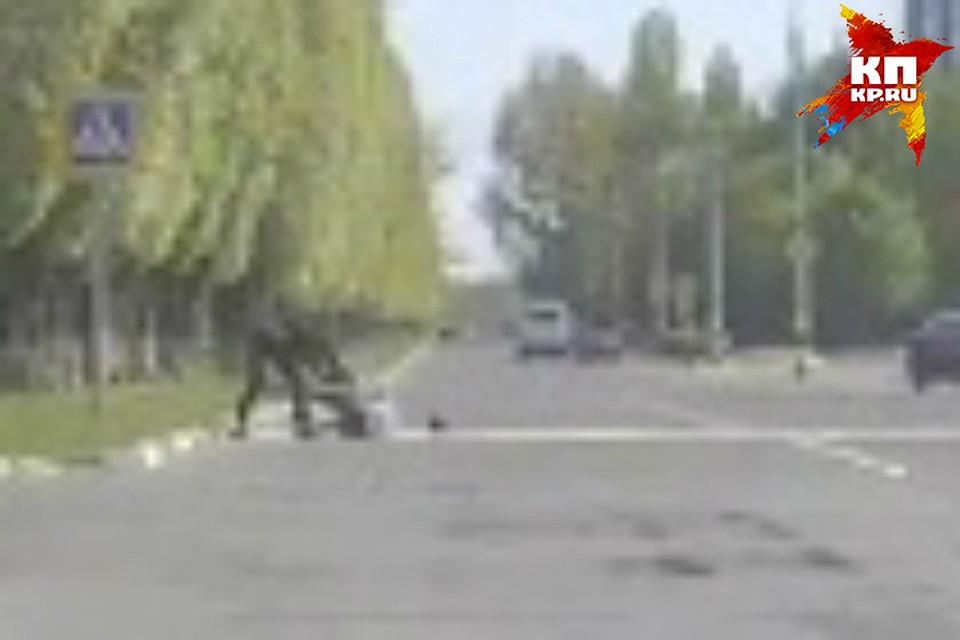 Следователи просят водителей поделиться записями убийства вБалакове