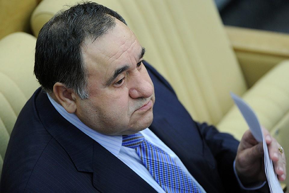 Депутат отЛДПР Василий Тарасюк скончался ввозрасте 68 лет