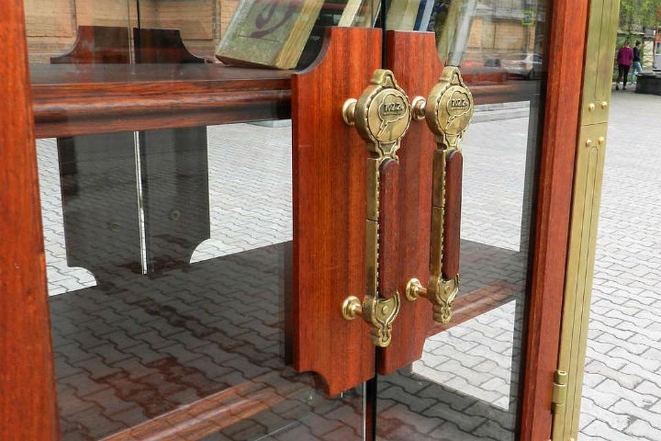 Вцентре Красноярска вновь появился шкаф для буккроссинга