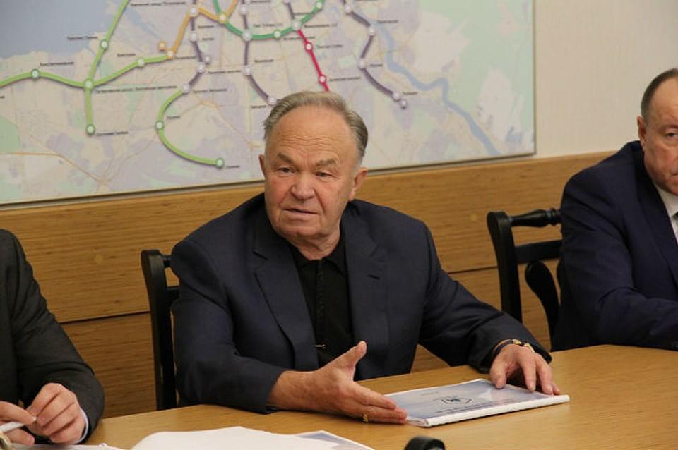 Вадим Александров: Есть возможность сдать Фрунзенский радиус вIквартале 2018 года