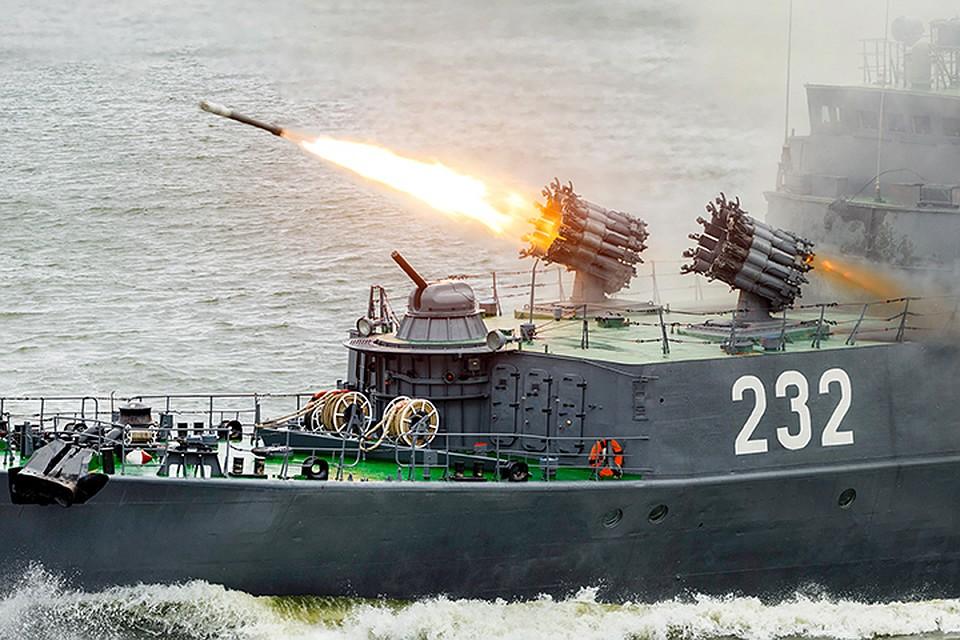 Балтийский флот сегодня - это сбалансированная разновидовая группировка сил и войск